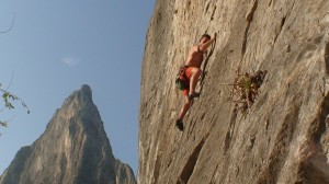 Walther on Dia de Dios - 5.11 D