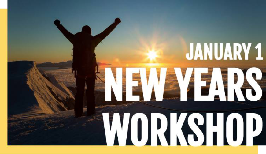 2018 New Years Workshop – Yoga and Mastery
