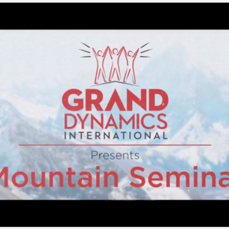 2018 Outside Magazine to feature Grand Dynamics Mountain Seminar and one lucky client – (This Could Be You!)