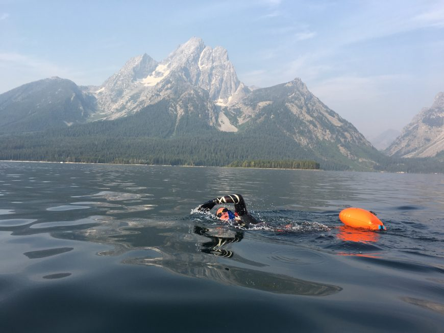 Mission Accomplished on Grand Teton Lake to Lake Link