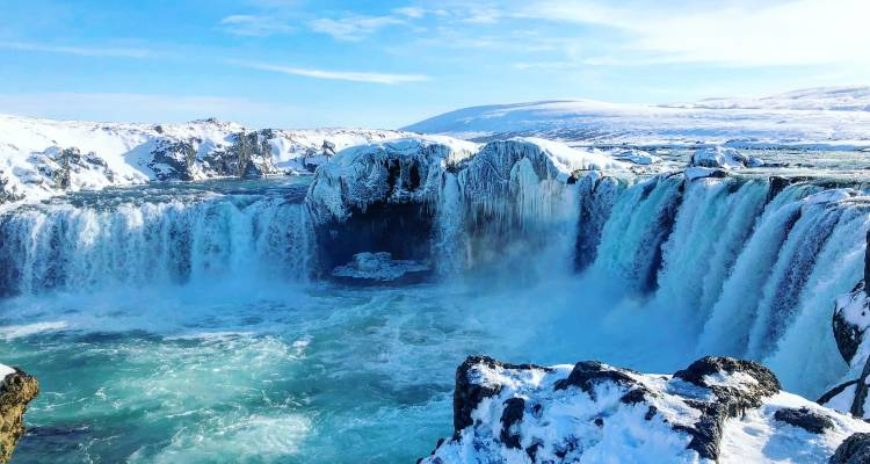 Join Grand Dynamics for an empowering personal and professional development retreat: The Inner Mountain Expedition to Iceland, December 9-14, 2019